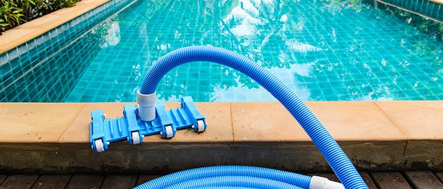 pool cleaning system